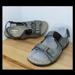 63f8c4a923ab Cobbie Cuddlers · Cobbie Cuddlers 6 W Wide Leather adjustable Sandal.  35  0